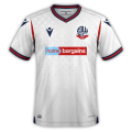 Bolton Wanderers FC - Official 2021/22 Home Kit