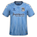 Coventry City FC - Official 2021/22 Home Kit