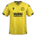 Millwall FC - Official 2019/20 Away Kit